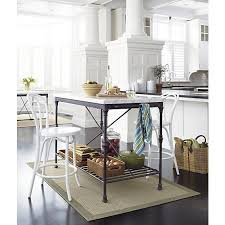 crate and barrel kitchen island this kitchen island for pastry prep crate and barrel