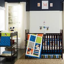 Mickey Mouse Clubhouse Crib Bedding Mickey Mouse Baby Room Ideas