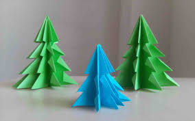 Diy Christmas Tree Paper Decorations Temasistemi Net