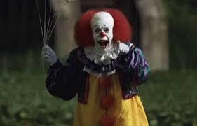happy birthday creepy clown scary scary clown singing happy birthday gifs tenor