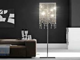 chandelier chandelier floor lamp diy crystal chandelier floor