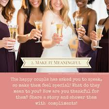 Tips For Making A Wedding Toast by The Perfect Wedding Toast Wedding Planners Nashville