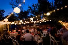outdoor wedding lighting wedding lights archives triad dj events