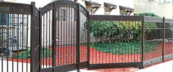 ornamental aluminum ornamental aluminum fences iron san