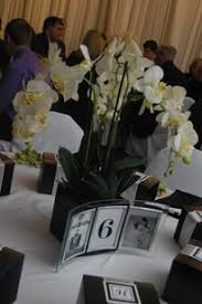 orchid centerpiece white 30 silk orchid centerpiece tradesy