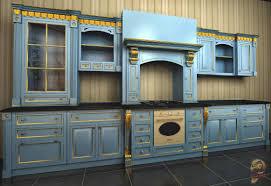 Kitchen Design Classic Kitchen Design 3d Model