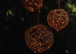 grapevine balls grapevine chandelier craft ideas