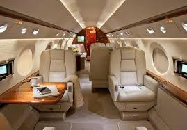 Gulfstream 5 Interior Large Jet Exclusive Air Inc