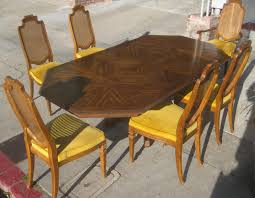 Large Dining Tables Function Detail In The Octagon Dining Table Home Decorations