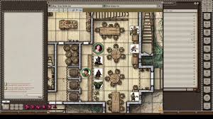 Bluewater Floor Plan by Fantasy Grounds Targeting Tutorial Youtube