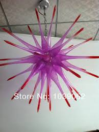 Cheap Pink Chandelier Chandelier Simple Murano Glass Editonline Us