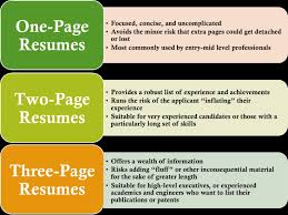 Resume Footer 1 Or 2 Page Resume 12 Free Resume Templates