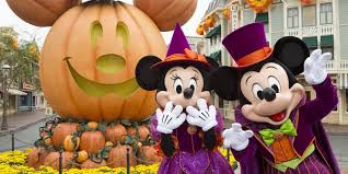 disney parks halloween events without the screams