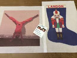 custom needlepoint needlepoint kits and canvas designs page 2