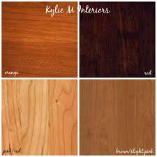 What Color Compliments Pink by How To Mix Match And Coordinate Wood Stains Undertones