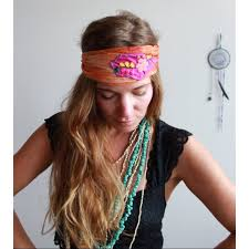 tie dye headbands 50 accessories tie dye chiffon turban boho festival