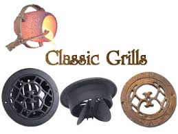 Round Ceiling Vent Covers by Decorative Round Vent Covers By Classic Grills That Are Far From A