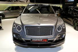 bentley startech startech brings opulently tuned suvs to the 2017 frankfurt motor