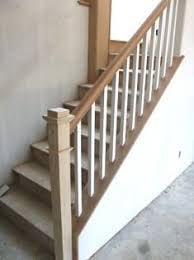 Railing Banister Craftsman Stair Railings Stair Rail Stain Color Advice Home