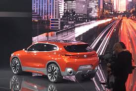 2018 bmw x2 makes pre launch public outing