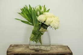 white floral arrangements diy modern white floral arrangement budget friendly beauty