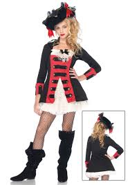 Halloween Costumes Tweens Tween Charming Pirate Captain Costume