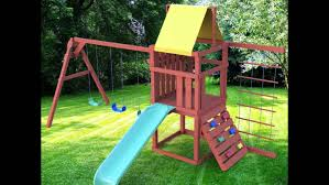 playsets for backyard youtube