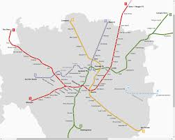 Metro Yellow Line Map by Milan Finally Milan Transport Metro Lines Train Stations