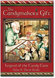 legend of the candy candy legend christmas pocket book seed faith books