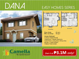 camella homes talamban riverfront dana model cebu dream investment