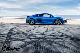 Audi R8 V10 Plus - talk about stealthy this audi r8 v10 plus has 1 250 horses