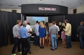 golf simulator home theater charitybuzz elite champion full swing golf simulator with 3rd