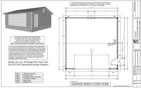 how to build 2 car garage plans pdf plans garage plan sds plans
