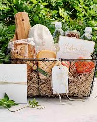 Overnight Gift Baskets 80 Welcome Bags From Real Weddings Martha Stewart Weddings