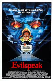 31 nights of halloween horror part 10 evilspeak