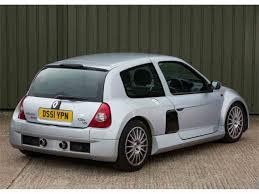 renault clio 2002 interior 2002 renault clio sport v6 for sale classiccars com cc 1018699