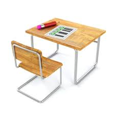 desk chair study desk with chair elementary table childrens and