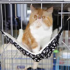 1pcs cat hanging hammock comfortable and soft warm cats bed pets