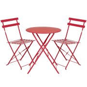 Folding Patio Bistro Set Folding Bistro Tables