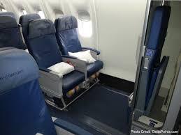 Economy Comfort Class Delta Airlines Exit Row Seats Brokeasshome Com