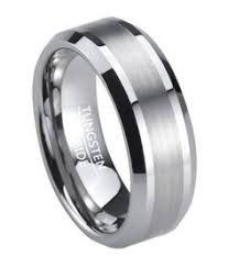 Mens 8mm White Gold Comfort Fit Wedding Band Elegant Mens Wedding Bands White Gold Comfort Fit Http Www