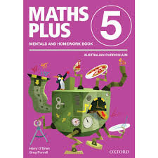 oxford maths plus ac mentals and homework book 5 officeworks