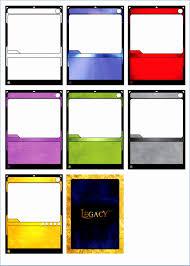 trading card template eliolera com