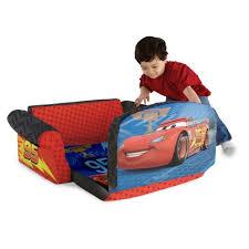 Disney Cars Bedroom Set by Marshmallow Childrens Furniture 2 In 1 Flip Open Sofa Disney Cars 2 4 800x800 Jpg