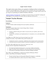 Sample Resume For Applying Teaching Job by Purchase This Home For Just 150 And An Essay Abc News Go