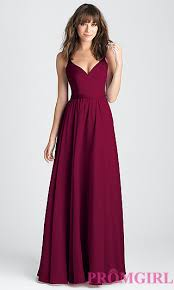 bridesmaid gowns bridesmaid dresses gowns for bridesmaids promgirl