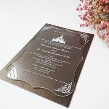 Free Online Wedding Invitation Cards Online Buy Wholesale Silk Wedding Invitations From China Silk