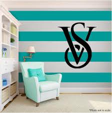 Home Decor Victoria Victoria U0027s Secret Vinyl Wall Art Quote Home Family Decor Decal