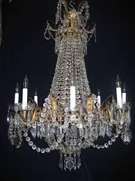 Elegant Crystal Chandelier Ideas Great Furniture Ceiling Chandelier Crystals With Elegant