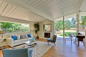 joseph eichler homes post remodel palo alto eichler asks 1 95 million curbed sf